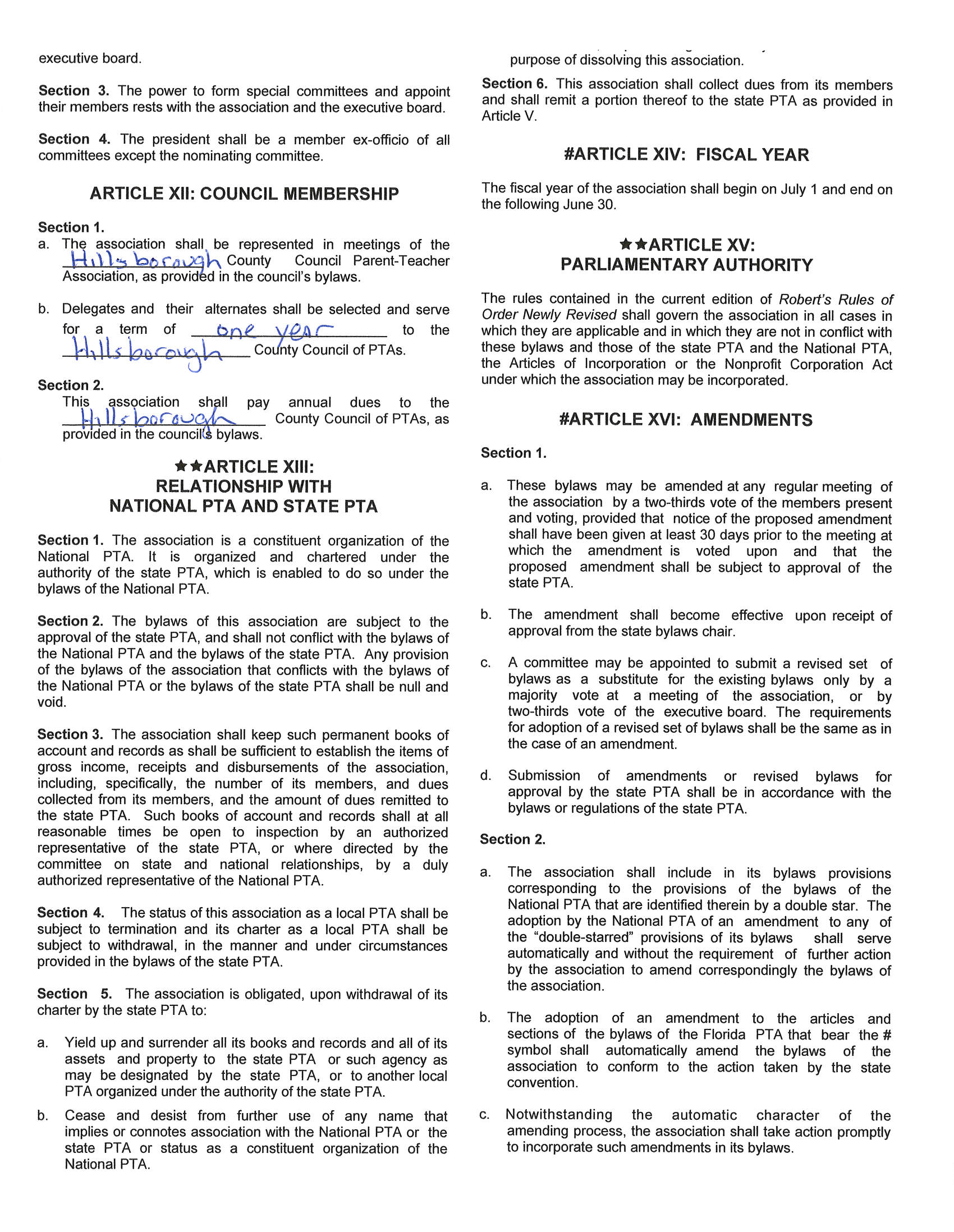 Bylaws – Corporate Bylaws Template Free